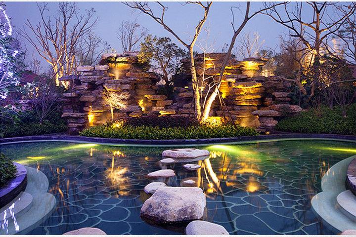 无锡汤之岛馆温泉
