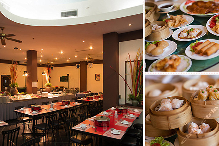 清迈帝国美平酒店—餐厅