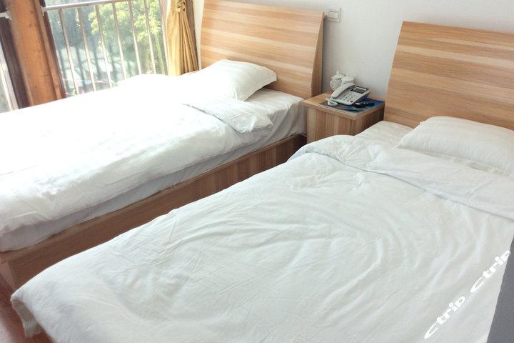 青岛凤鸣岛酒店宾馆-海景标准间