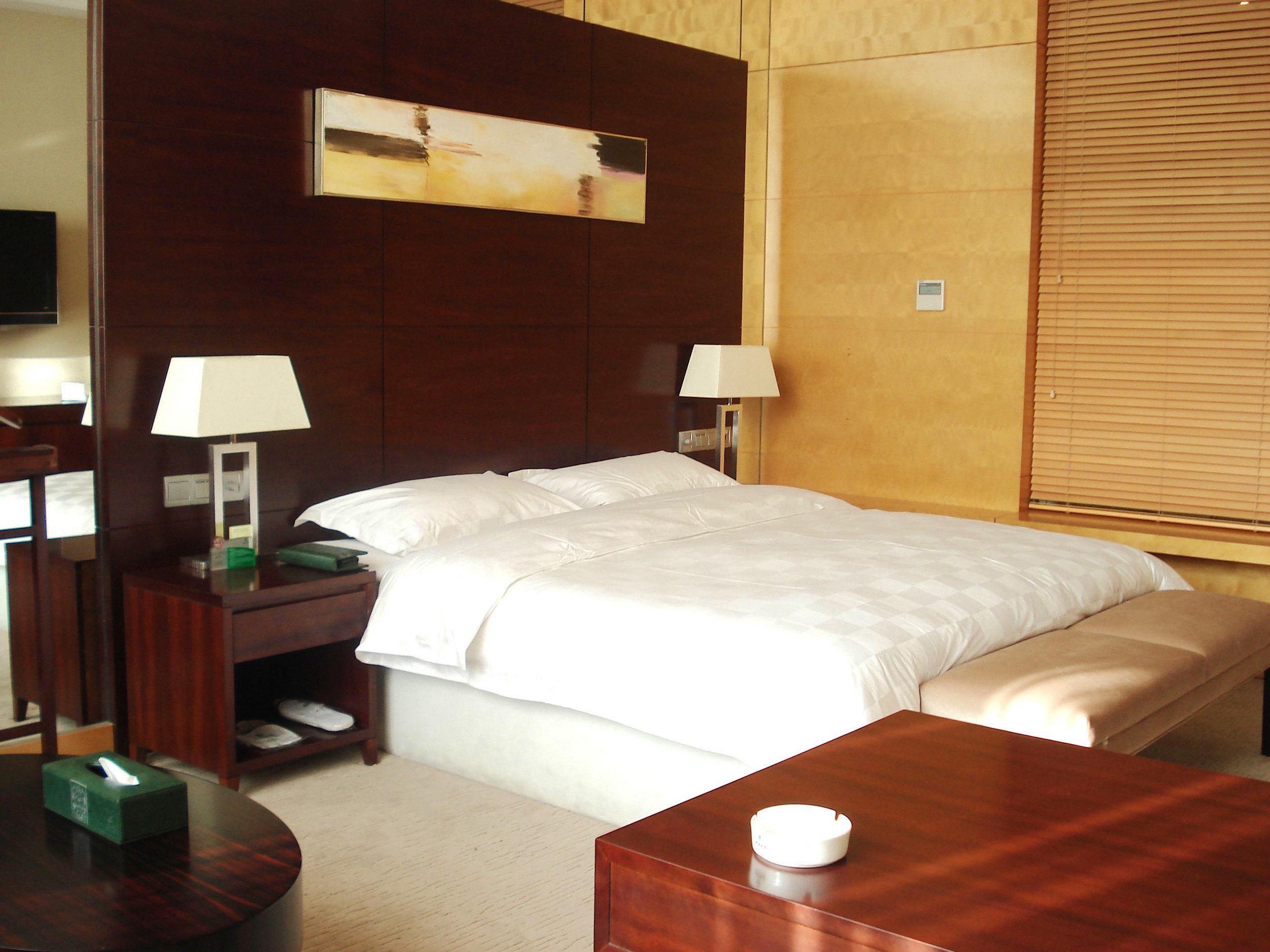 吉林省南湖宾馆-七栋商务大床房图片
