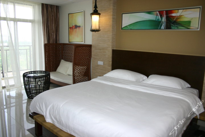 文昌方舟酒店(行政大床房)