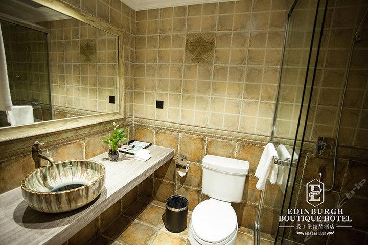 復古廁所裝修效果圖
