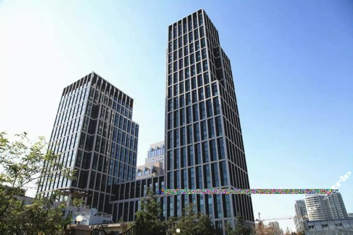 愉舍公寓酒店(青岛国际会展中心天泰金融广场店)-城市