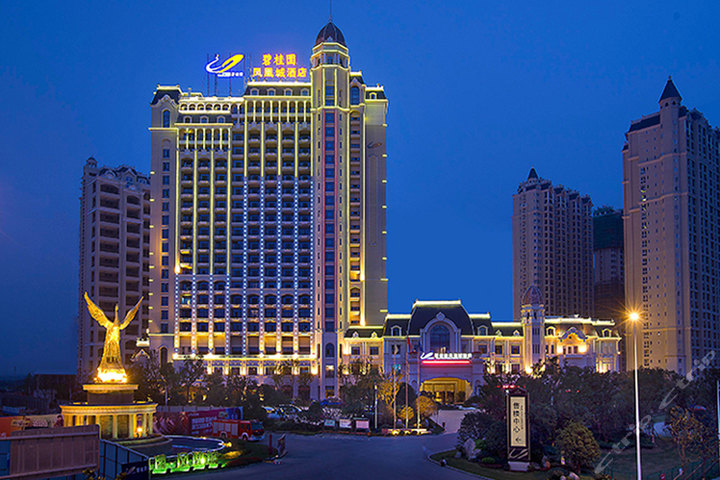 句容碧桂园凤凰城酒店(高级客房)
