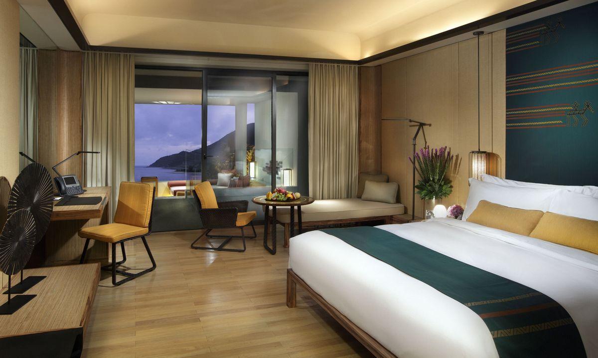 青河半岛度假酒店