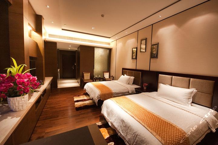 广州市那些宾馆公寓酒店是这种装修