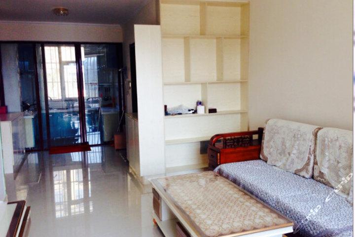 青岛珠山人家家庭公寓-二室一厅