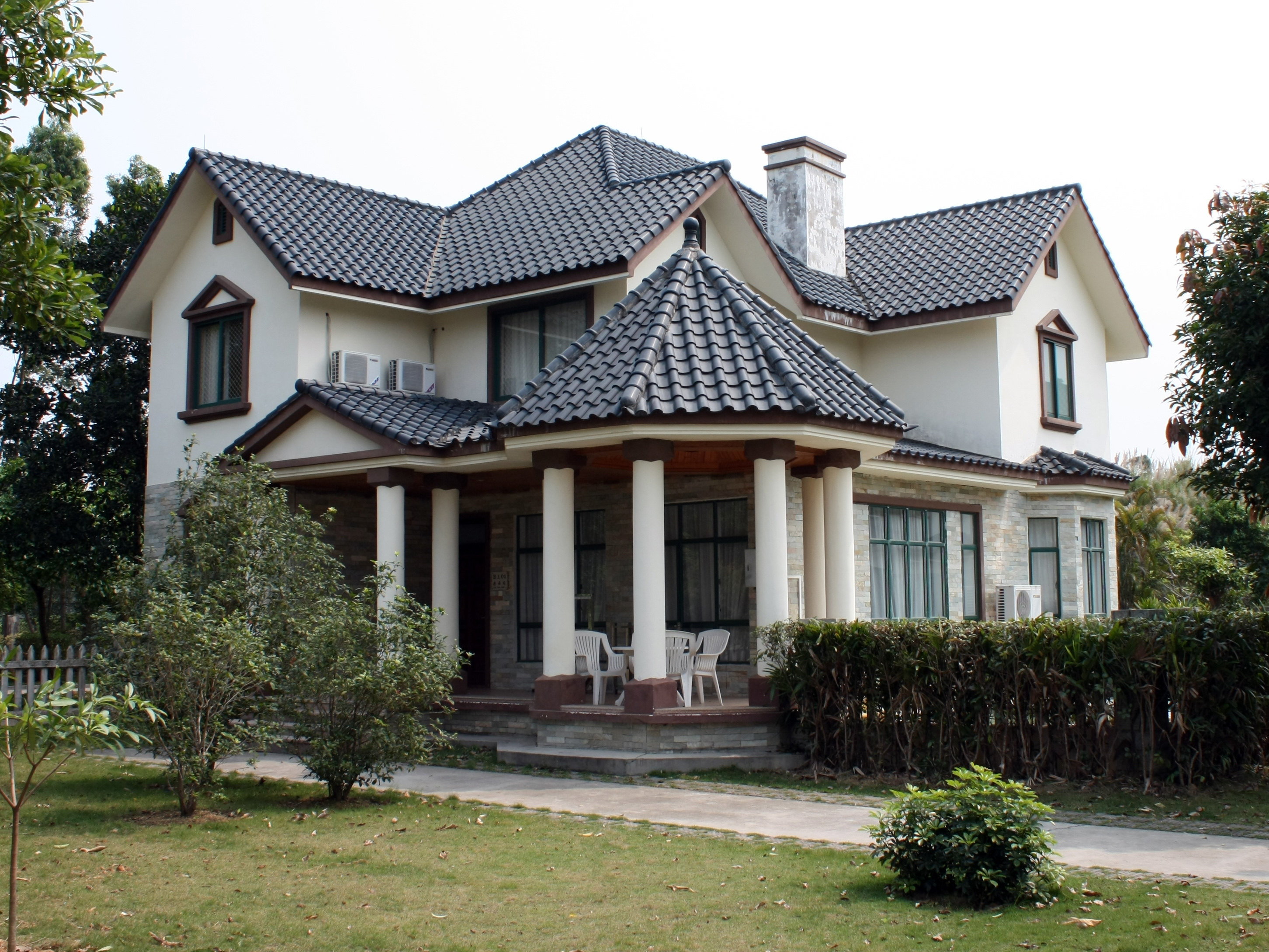 阳江温泉度假村-c型别墅(四房一厅)(预付)