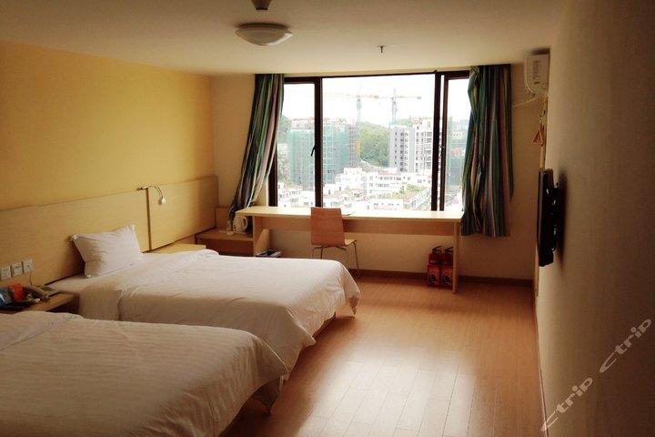 7天连锁酒店(广州动物园地铁站店)(自主双床房)