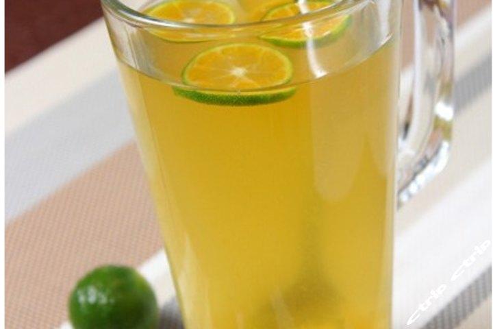 金桔柚子茶
