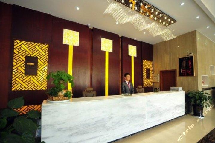 宾馆欧式装修前台
