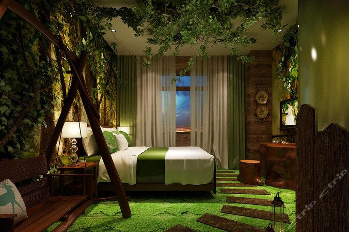苏州玖久印象主题酒店-挪威森林(预付促销)图片