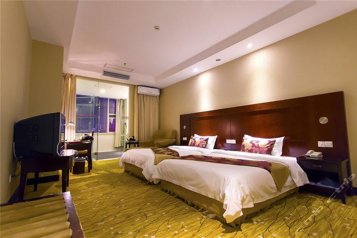 昆明颐华国际商务酒店(豪华标准间)