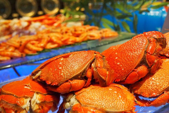 无锡金陵大饭店-龙虾烧烤美食节自助晚餐-周五至周日