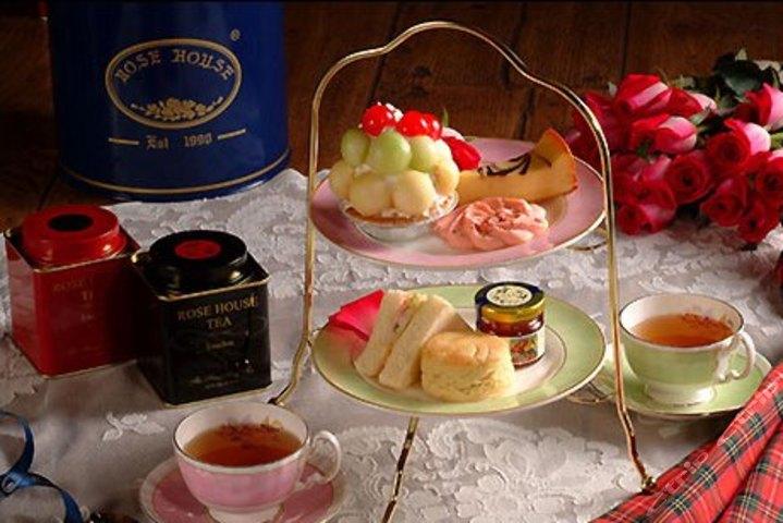 云浮碧桂园凤凰酒店维也纳-单人英伦下午茶