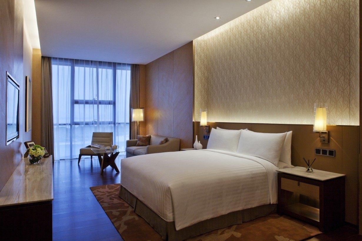 深圳欢乐海岸万豪行政公寓-二居室套房(会员