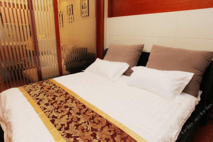 重庆v尚酒店公寓(欧式豪华单间配套)