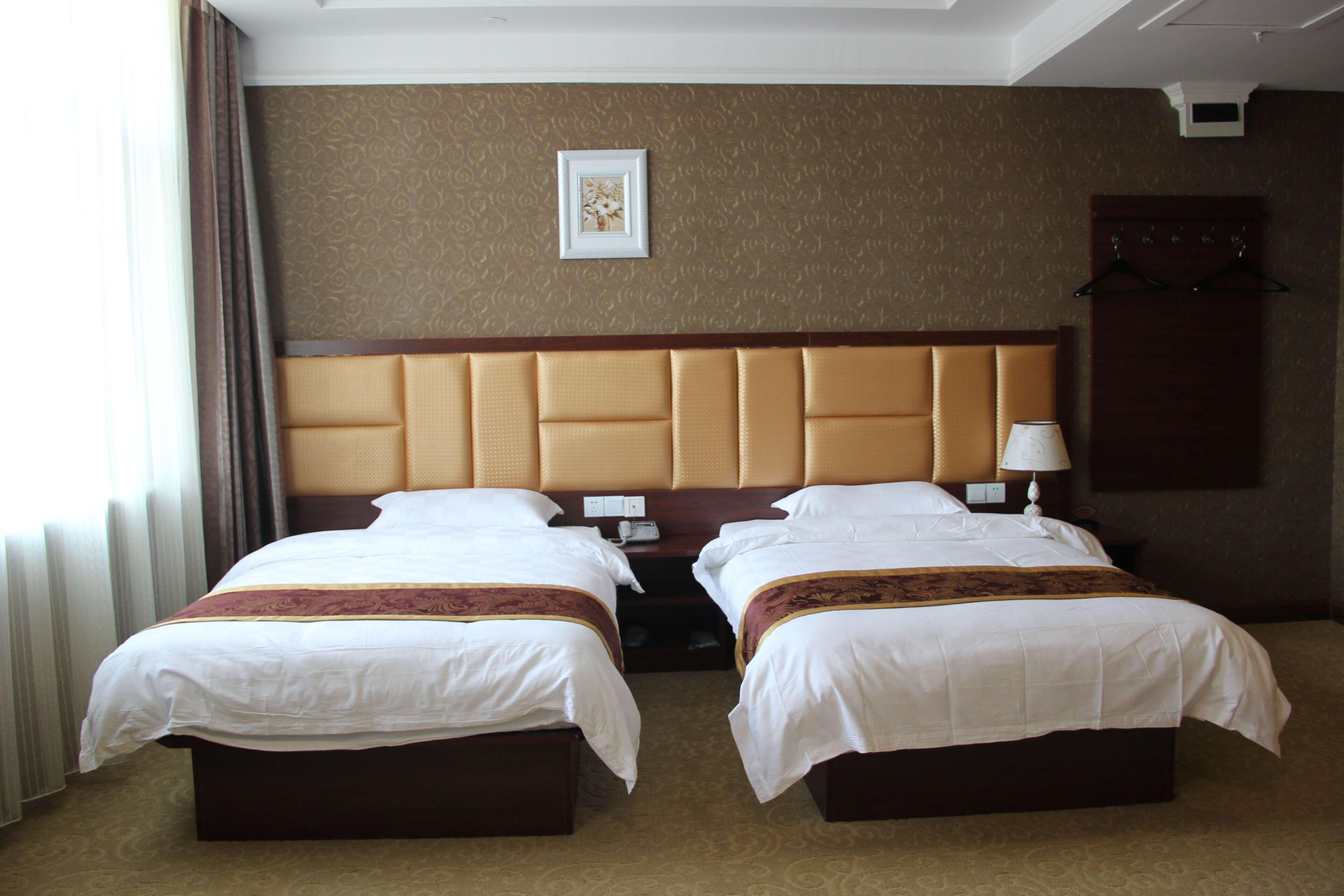 白城维克多大酒店(商务标准房)