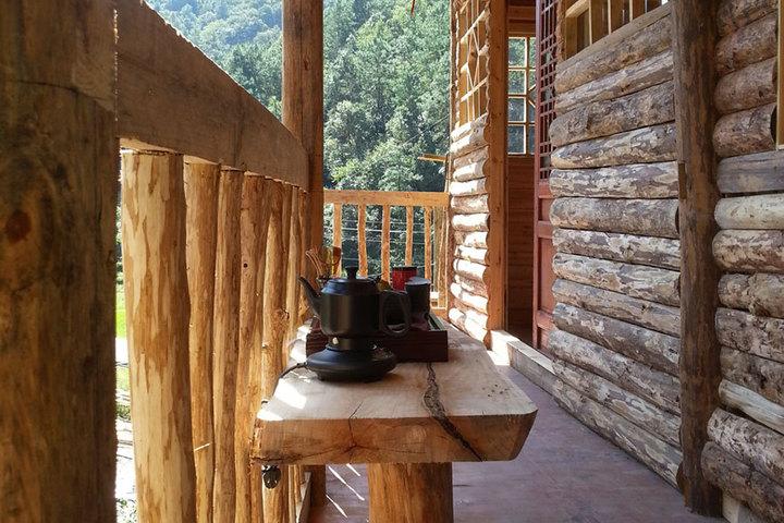 张家界风居住的森林客栈图片