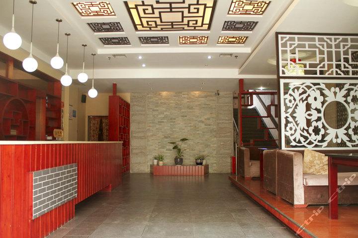 酒店大厅图片素材