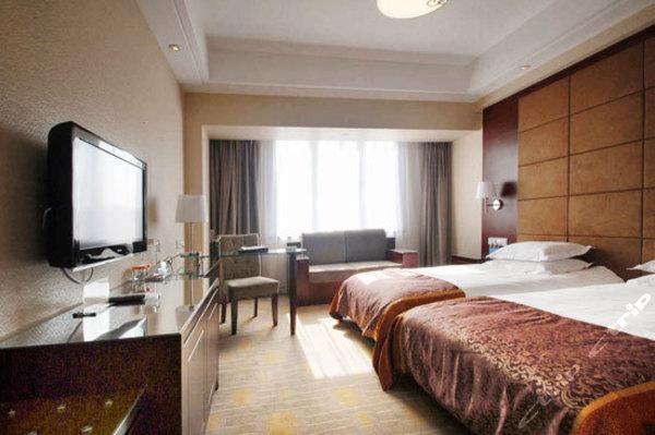 青岛丽天大酒店-商务双床房团购-团购仅售450元,青岛