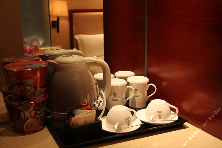 深圳圣淘沙酒店_深圳圣淘沙酒店(马家龙店)-高级客房(双早)