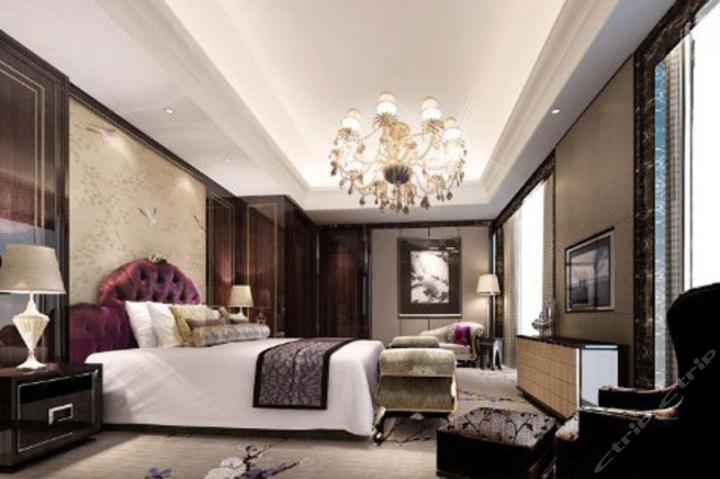 尊享重庆万州万达希尔顿逸林酒店逸林客房1晚!