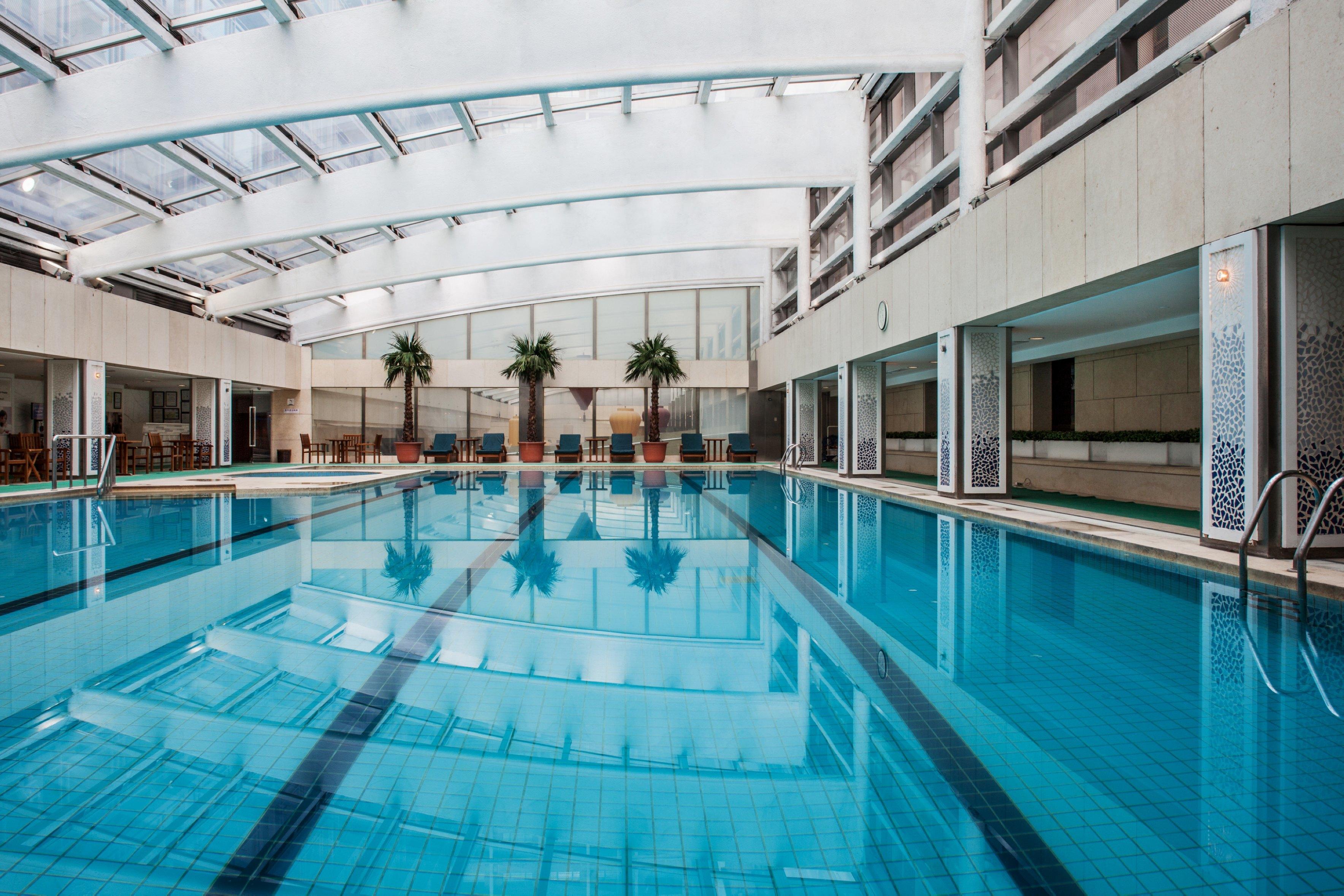 香洲花园酒店游泳馆