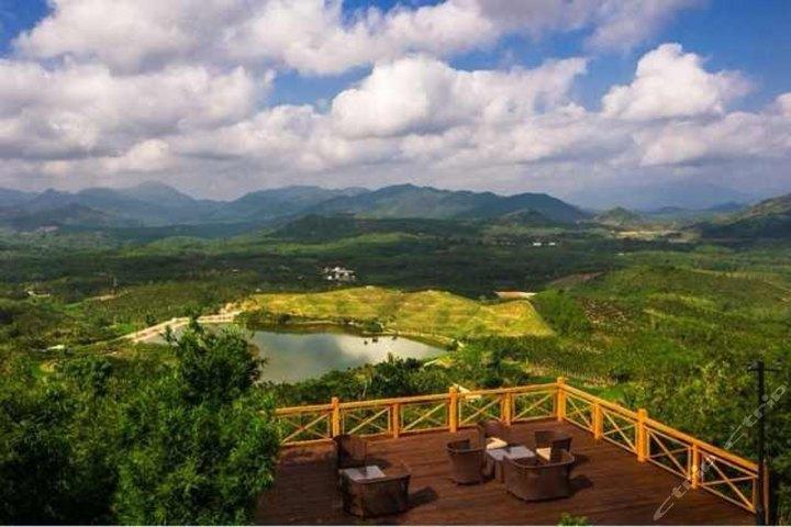 三亚抱龙国家森林公园莲花山庄(檀香别墅标
