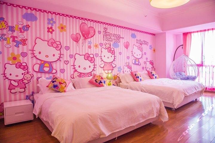 尊享广州长隆迪斯尼主题式酒店公寓主题房1晚+免费