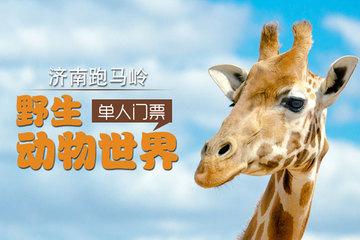 【济南】跑马岭野生动物世界