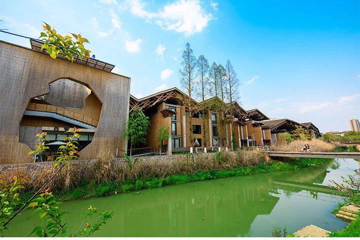 杭州水岸山居(中国美术学院专家楼)图片