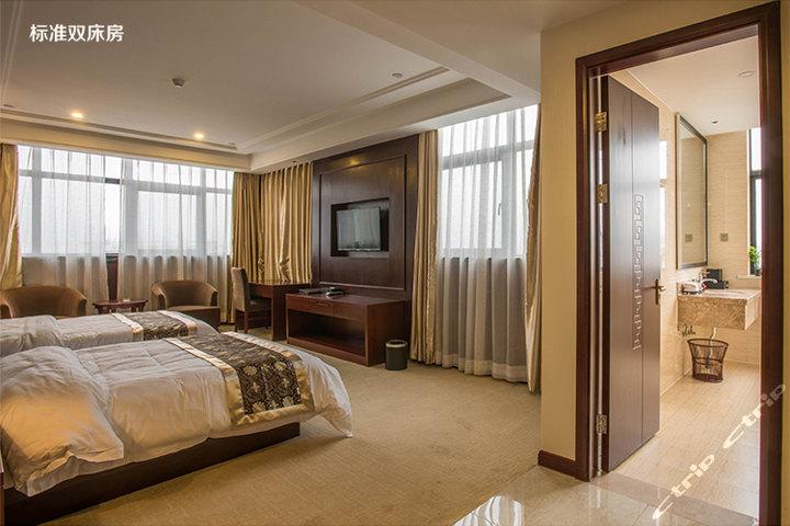 杭州徐元纳大酒店-标准房 湘湖游船票2张