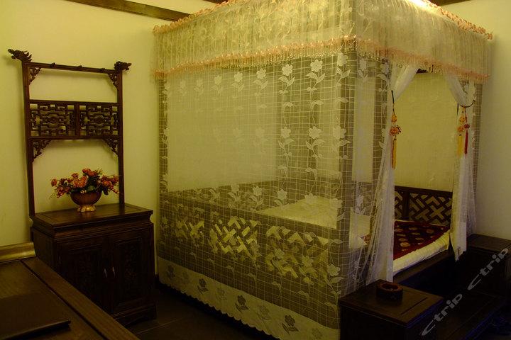 郫县印象泰和园酒店-仿古木床(预付价格)