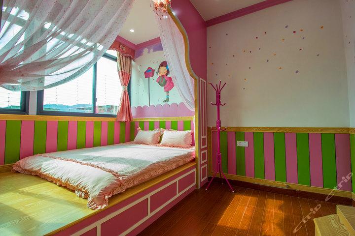 幼儿园主题墙城堡布置图片大全