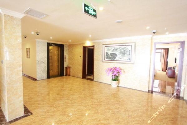 上海金狮湾酒店-豪华标房(内宾)(预付)