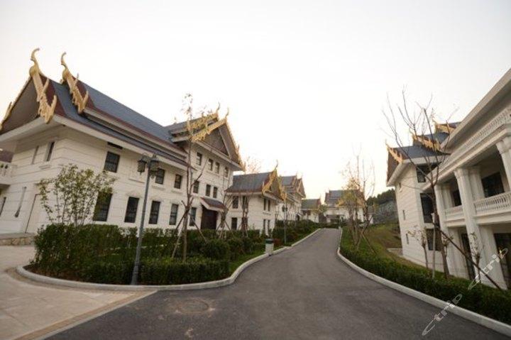 北京观山邸酒店—别墅外景图片