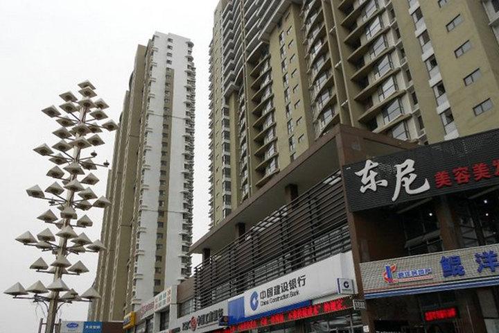 秦皇岛海边森林逸城公寓