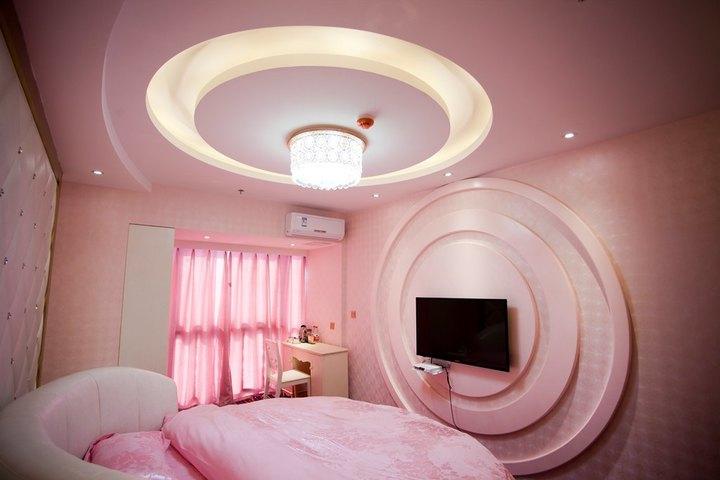 昆明雅撒主题酒店—粉色童话