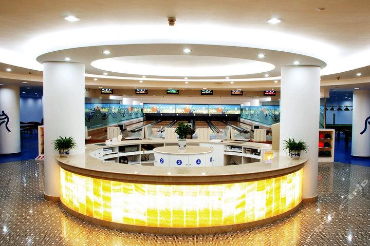 深圳明华国际会议中心-标准大床房