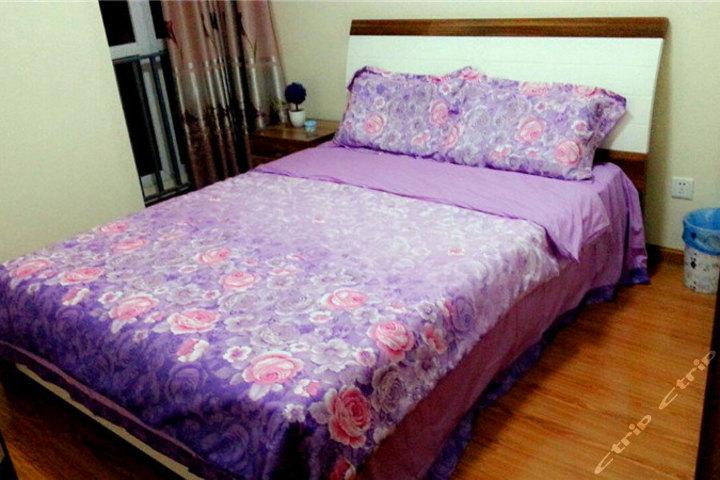成都简爱酒店式公寓-温馨舒适双床房