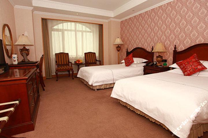 哈尔滨新凯莱花园大酒店-江景客房