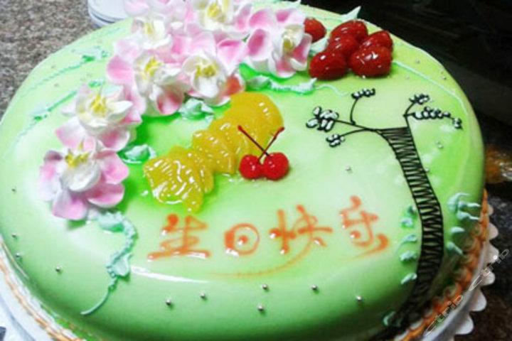 蛋糕盘子手工制作动物图片