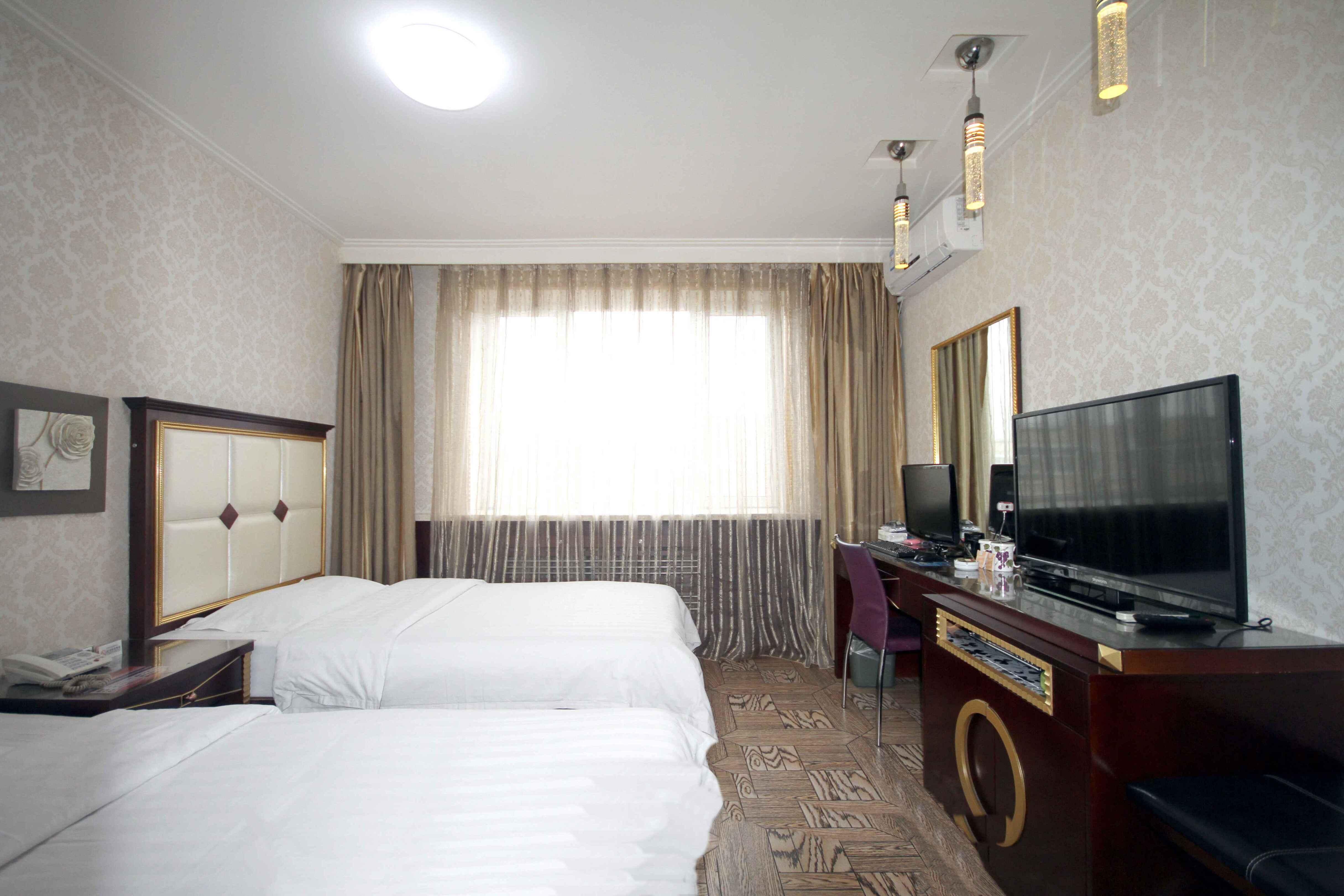 哈尔滨金豪宾馆-标准间