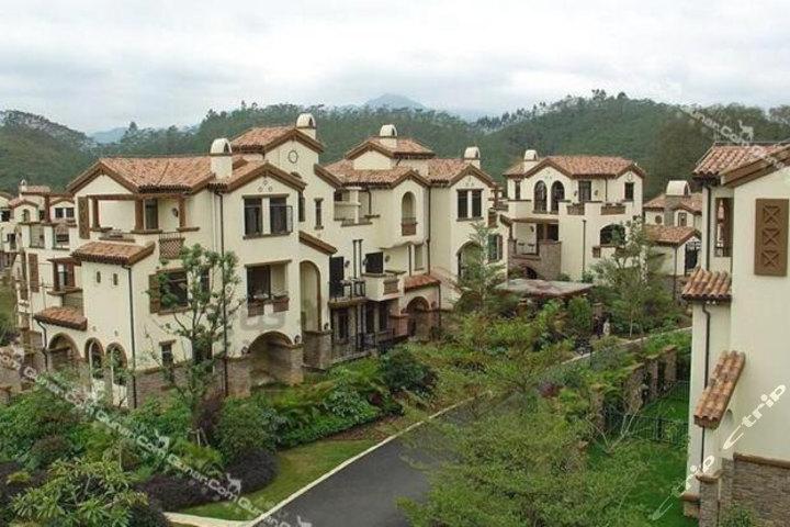 惠州富力养生谷欧式温泉别墅