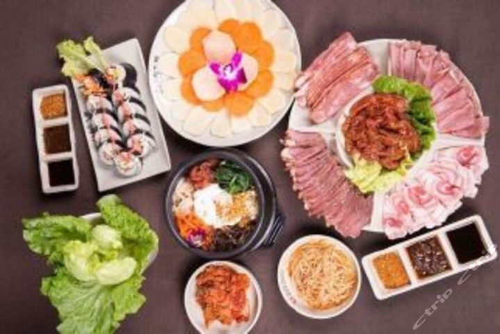 爱满满韩国饮食