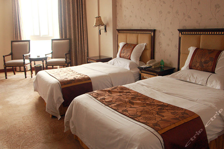 梅州迎宾馆(标准双人房)