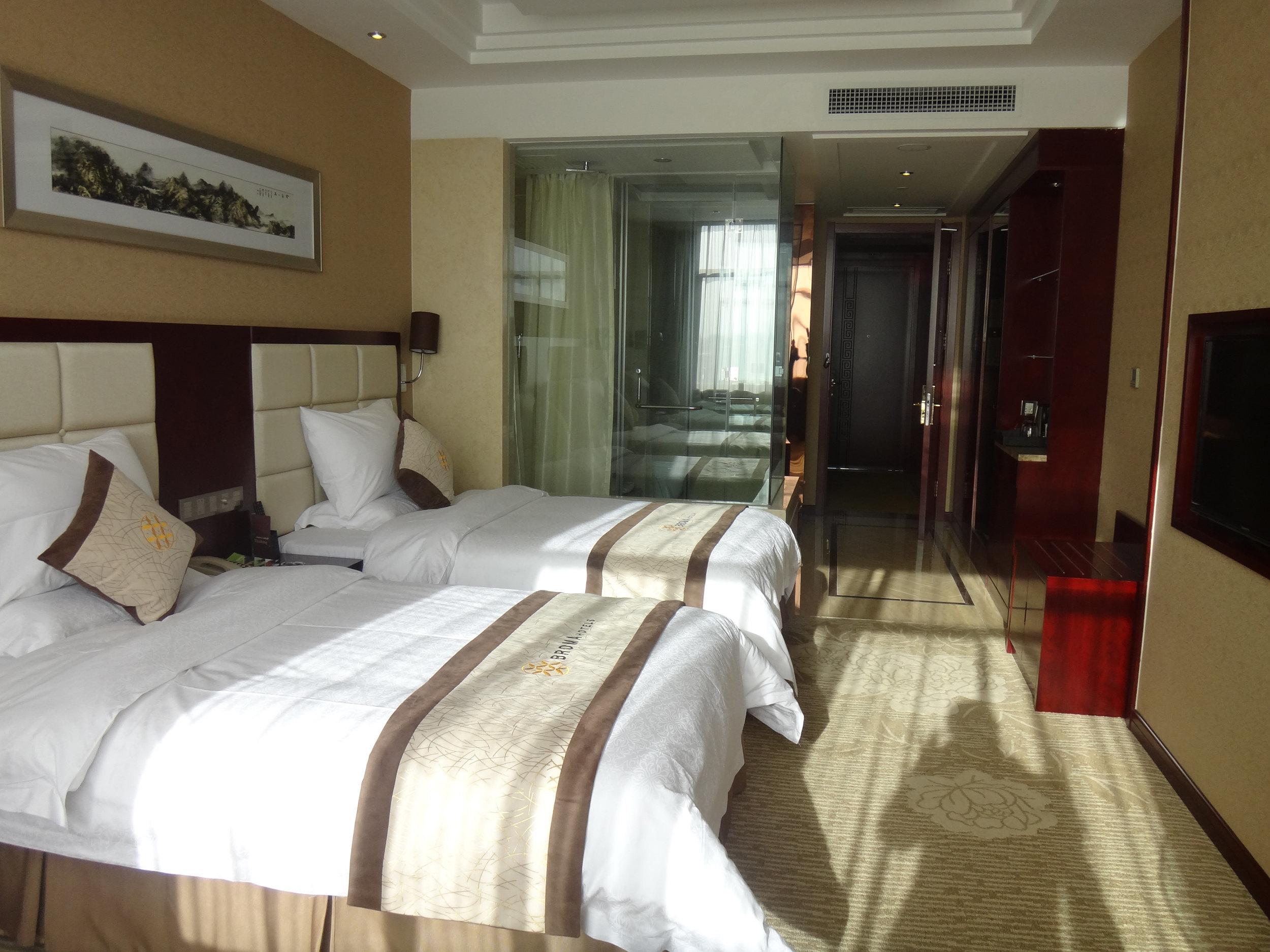 铜川布尔玛国际酒店(行政标准房)