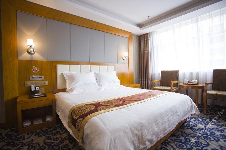 石河子华瑞商务酒店(大床房)