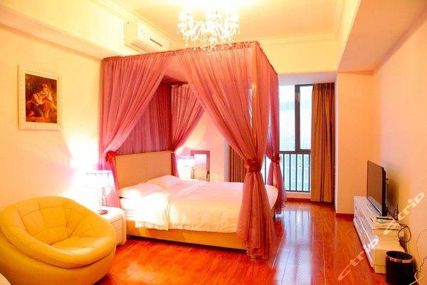 广州长隆儿童动物总动员主题式酒店公寓-梦幻大床房
